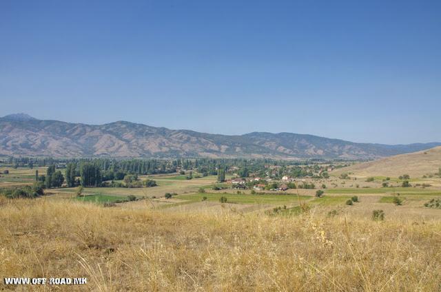 Crnobuki village - Municipality of Bitola