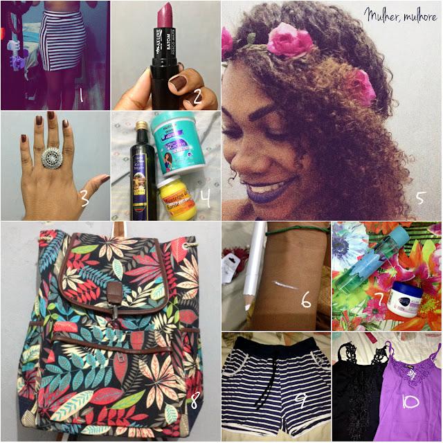 Compras de fevereiro e achados Blog Mulher Melhore