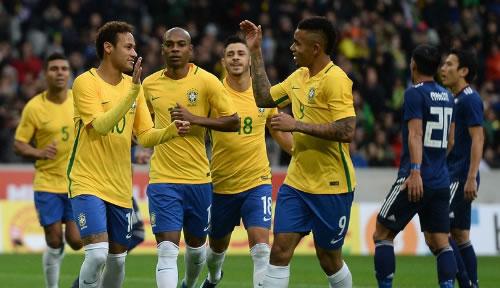 Brasil pega Suíça na estreia; Confira o resultado do sorteio das chaves da Copa do Mundo 2018