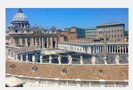 Cité du Vatican - place Saint Pierre