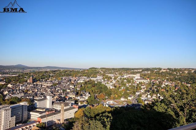 Vier Türme Wanderung Wetzlar - Wandern in Hessen - Premiumwege - Best Mountain Artists - BMA