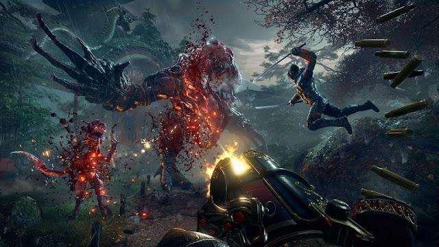 لعبة Shadow Warrior 2 متوفرة بالمجان للأبد لفترة محدودة ، سارع للحصول عليها ..