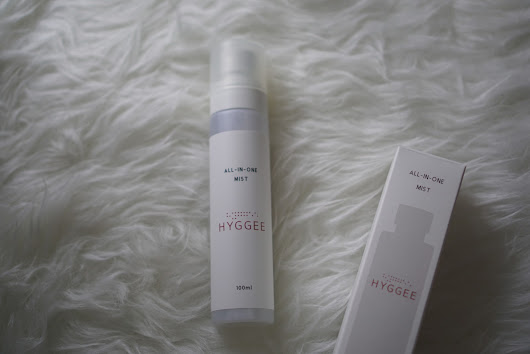 Beauty Appetite by Jessica Simon: Hyggee All-In-One Mist Review