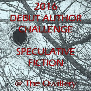 2016 Debut Author Challenge - October Debuts