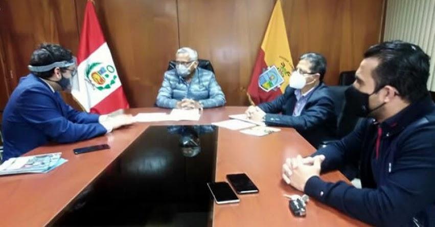 MINEDU y gobierno regional de Lambayeque apoyarán plan de emergencia de la Universidad Nacional Pedro Ruiz Gallo - UNPRG