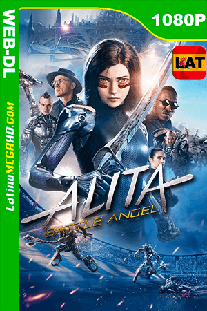 Battle Angel: La Última Guerrera (2019) Latino HD WEB-DL 1080P ()
