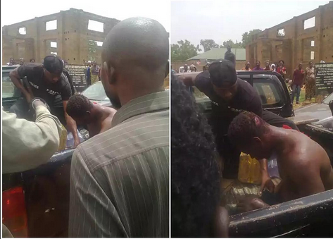 Jungle justice: Man Beaten To Death By Angry Mob For Allegedly Stealing 8 goats