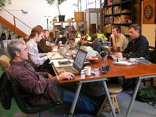 Nuevos trabajos. ¿Que es el coworking? 1