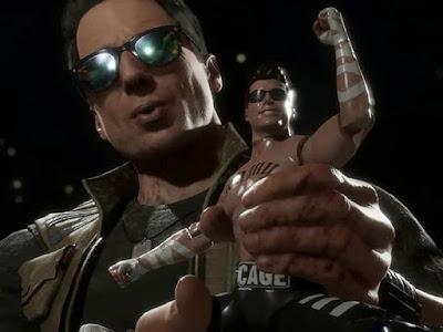 Johnny Cage - Mortal Kombat 11 MK11