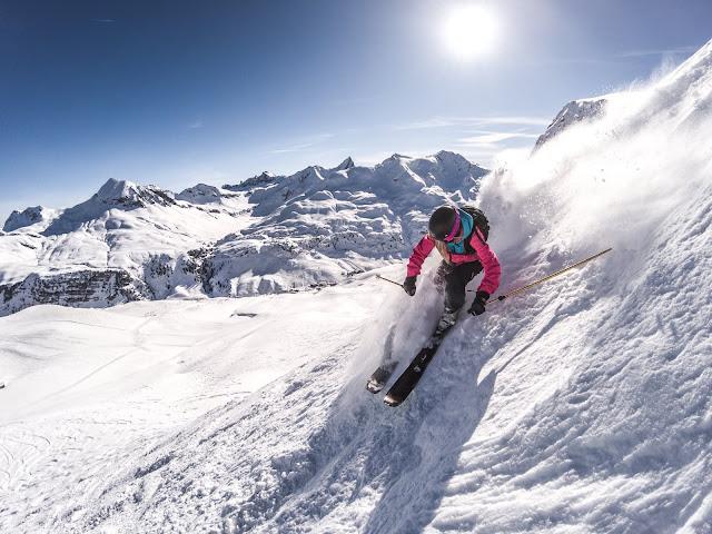 Wiege des Alpinen Skilaufs Arlberg St. Anton