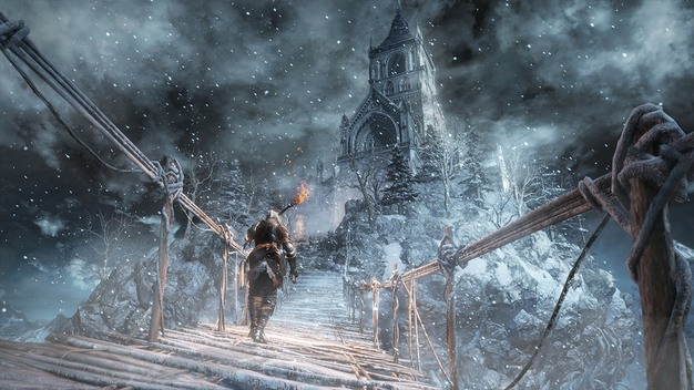 Darks Souls 3 Ashes of Ariandel First Gameplay Footage Unearthed!