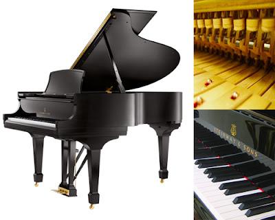 Đàn Piano Steinway & Sons O