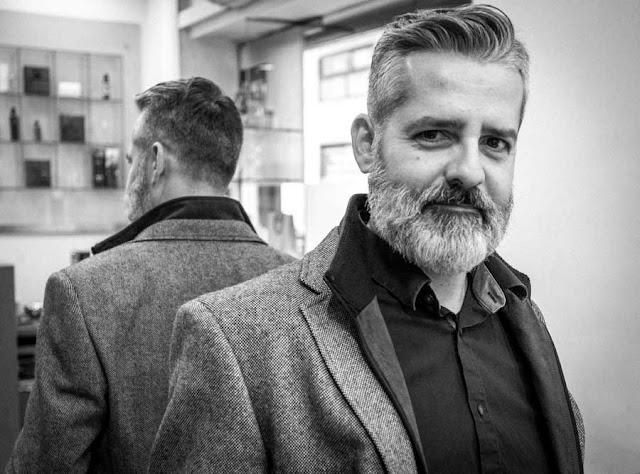 tendencias look hombres barba 2018