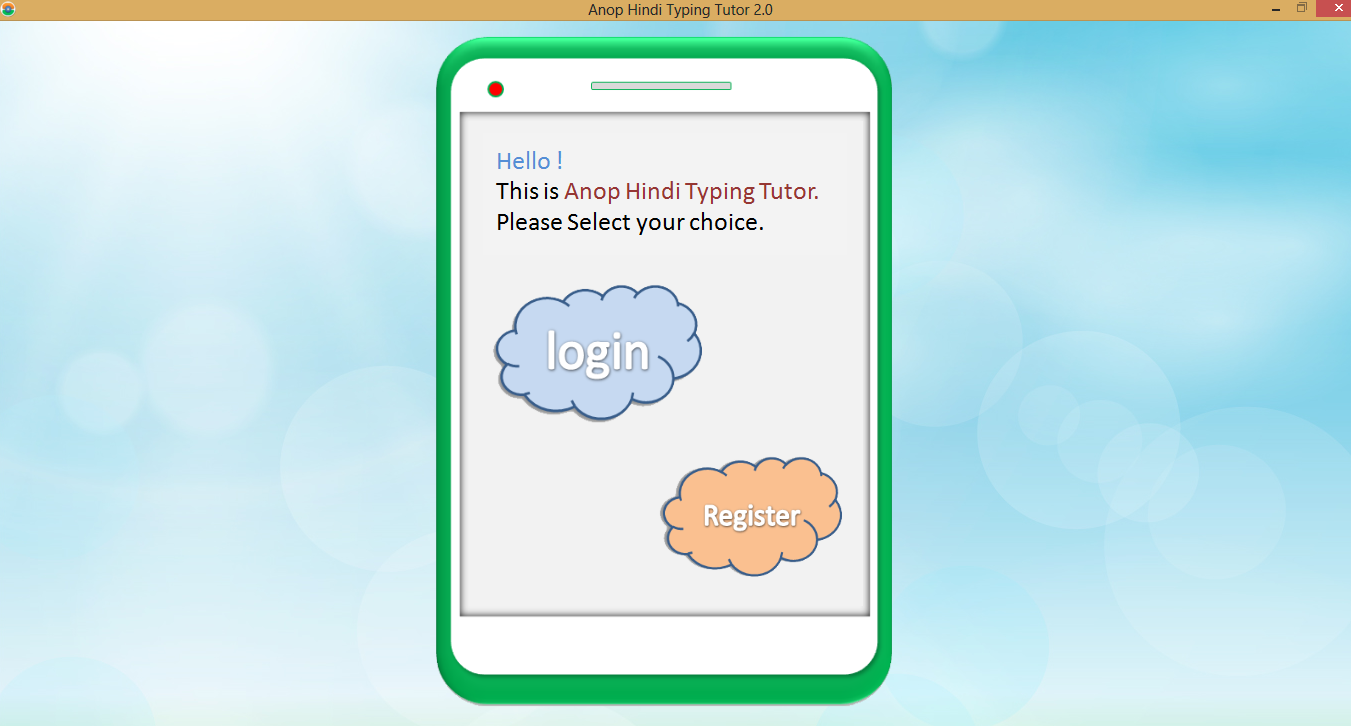 Downloads - ANOP Hindi Typing Tutor