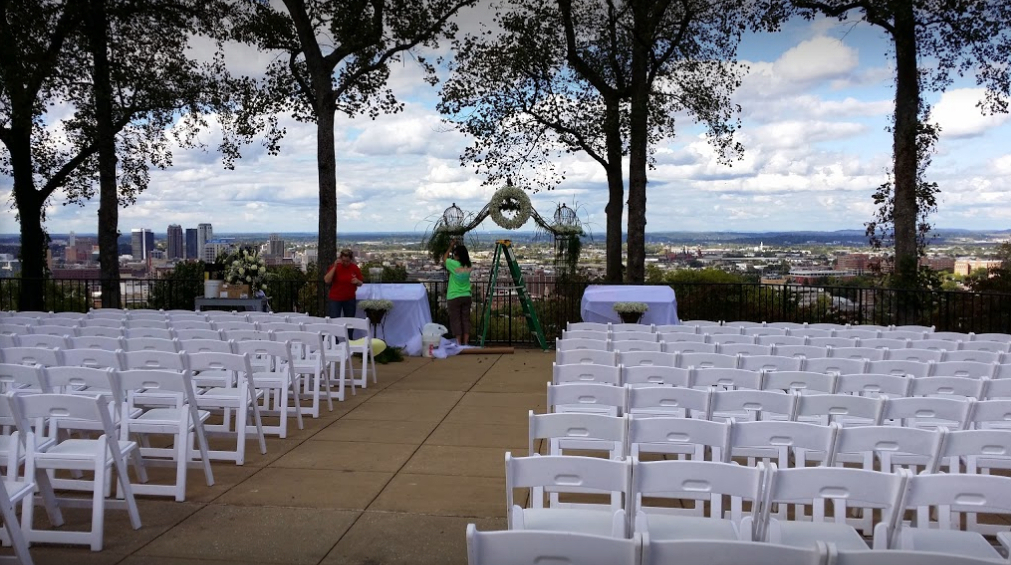 Vulcan Park And Museum Wedding Venue