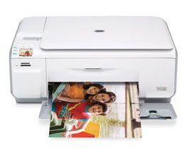 One multifunction printer is a device that tin flame run into all needs of printing HP Photosmart C4480 Printer Driver