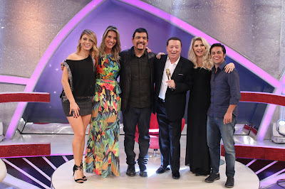 Sheila, Ciça, Michael, Raul, Antônia e Thammy – (Foto Rodrigo Belentani)