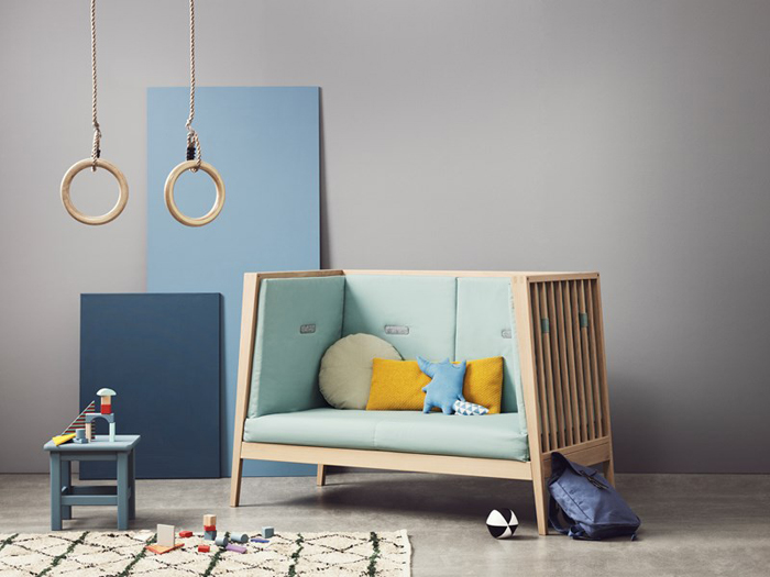leander linea modern childrens babies furniture
