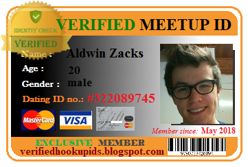 SECURED HOOKUP ID VERIFICATION FREE HOOKUP ID BADGE VERIFICATION