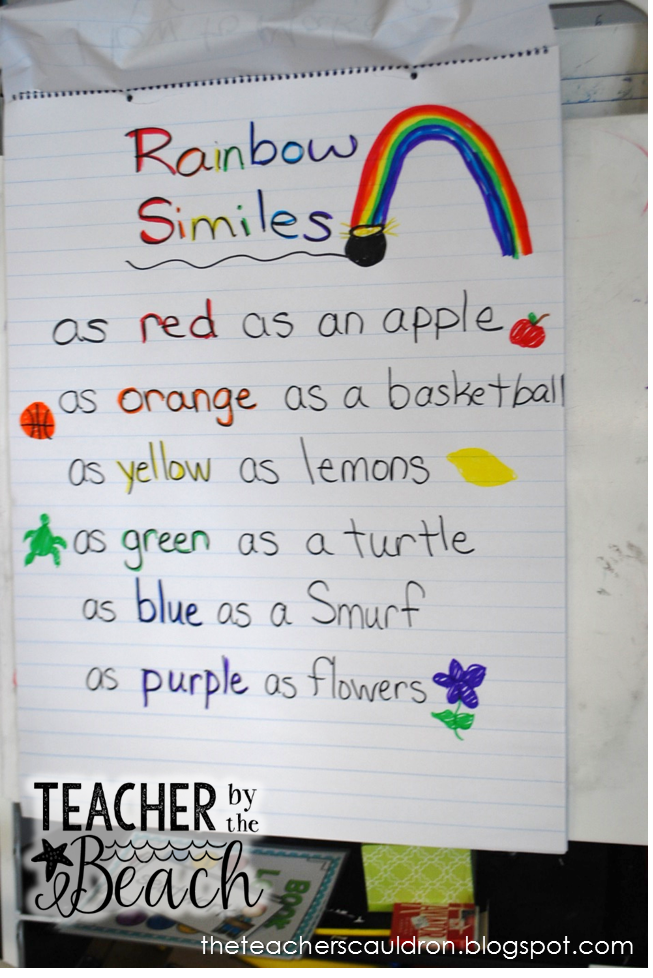 Colorful metaphor is a critical thinking paper