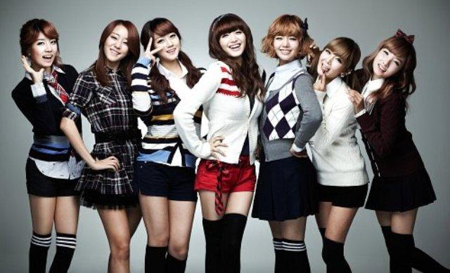 Daftar Lengkap Girlband Korea, dari A Sampai Z