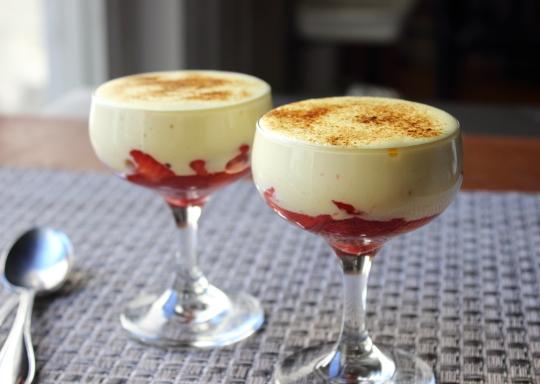 February 2016 Recipes >> Food Wishes Video Recipes: Zabaglione – Tastes Like Romance