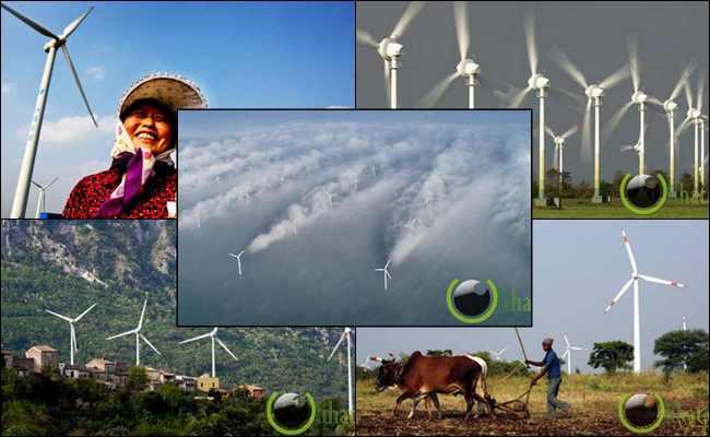 10 Negara di Dunia yang Menggunakan Energi Tenaga Angin