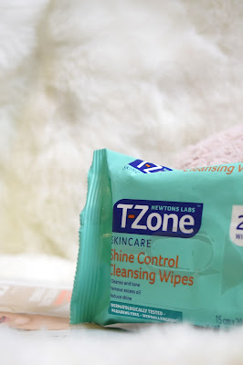 T-Zone Makeup Wipes