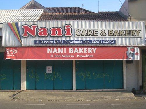 Capek Berburu Kue Kering Lebaran Di Purwokerto, Ke Nani Cake Bisa Delivery!