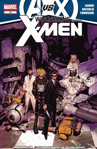 Cover of Wolverine and the X-Men 16 comic eBook