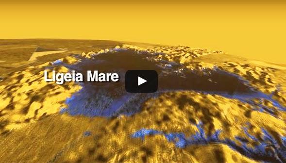 Alien Oceanography Video: Cassini Reveals a Proverbial-Ocean of Organics on Titan