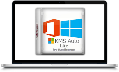 KMSAuto Lite 1.3.5.1 Portable by Ratiborus