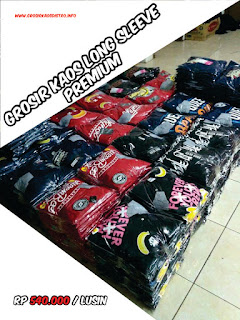 GROSIR KAOS DISTRO LONG SLEEVE