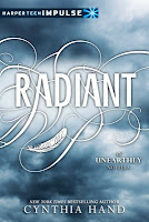 Review: Radiant (novella) by Cynthia Hand