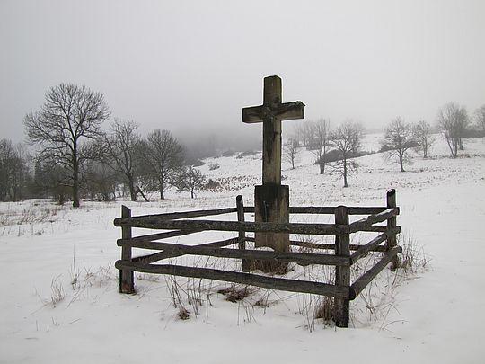 Krzyż.