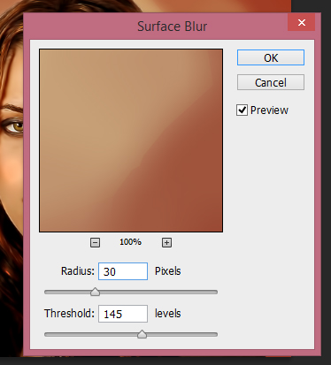 tutorial smudge painting photoshop