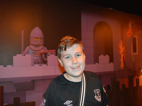 Our Day Out At Legoland Discovery Centre