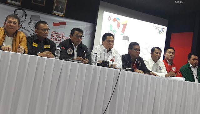 Kubu Jokowi Serukan Perang Total, Tim Diminta Habis-habisan