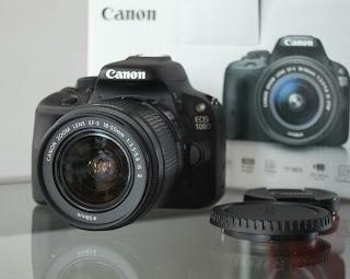 Jual Kamera DSLR Canon EOS 100D Bekas MalangJua