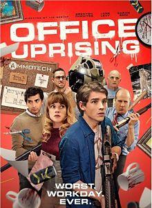 Sinopsis pemain genre Film Office Uprising (2018)