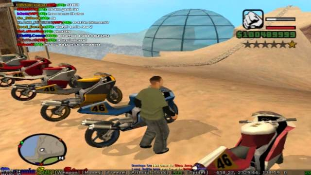 GTA San Andreas Multiplayer Free Download