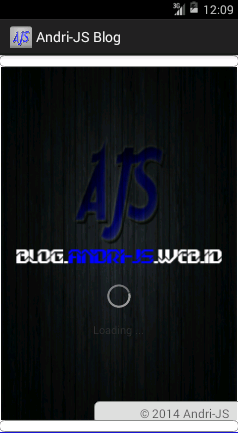 Update v.1.1.2 Andri-JS Blog Application