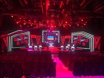 Live Streaming Arena Panggang Astro Warna 28.9.2018