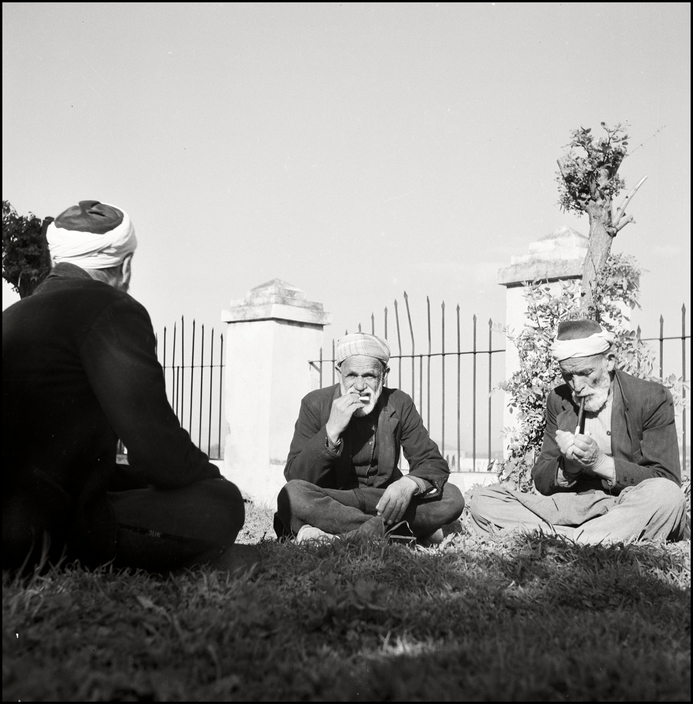 Крымскотатарские мудрецы, 1943 год