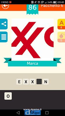 Iconica Italia Pop Logo Quiz soluzione pacchetto 6 livelli 86-100
