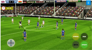 Soccer Leagues Pro 2018: Stars Football World Cup Apk 1