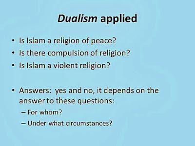 is islam a violent religion essay As one of the world's major religions, islam deserves careful study and thought this lesson offers essay topics that will help your students.