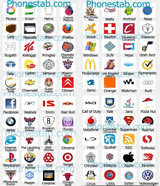 Logo quiz logos pictures for Home designs com