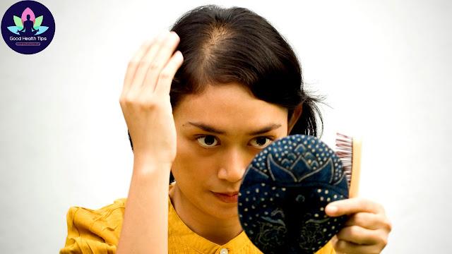 Reasons Hair loss