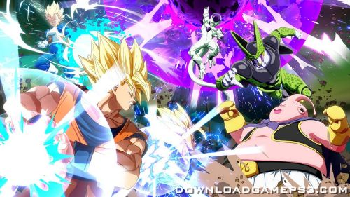 Dragon Ball FighterZ - Download game PS3 PS4 RPCS3 PC free